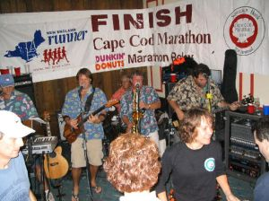 Cape Cod Marathon - bringing the season to an end the right way; and who can argue with the dollar drafts?