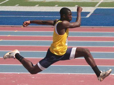 Jordan Samuels is USATF-NE Athlete of the Month. (Photo: Kikki)