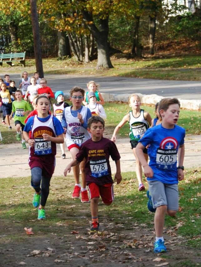 2014 Mayor's Cup Cross Country (Photo: Jenn Brooks, Cape Ann Distance Project)
