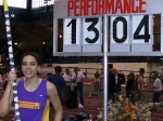 Samantha Shepard wins Natl Scholastic Invite in NY. Photos by Spir.