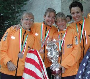 2004 USA Mountain Team